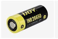 iJoy INR26650 Flat Top