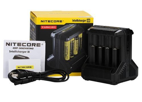 Nitecore – i8 Intellicharge