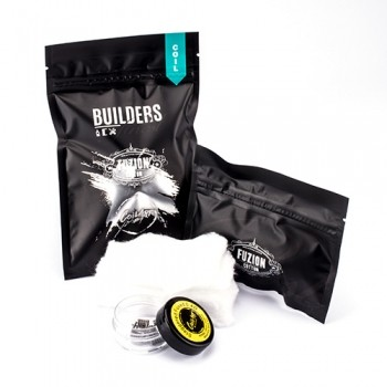 Builders finest Staggered Fused Pack 0,4Ohm