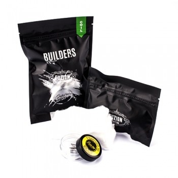 Builders finest Staggered Pack 0,3Ohm