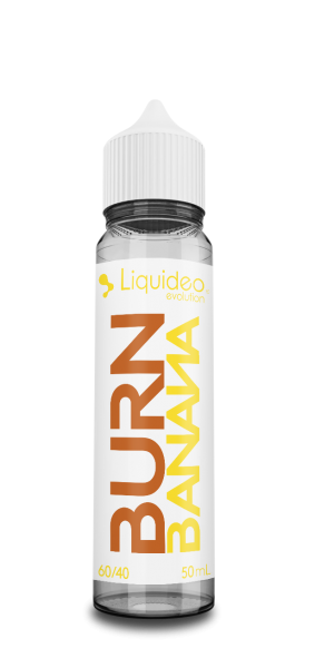 Liquideo – Evolution - Burn Banana