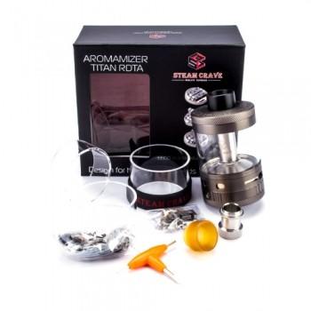 Steamcrave Aromamizer Titan RDTA