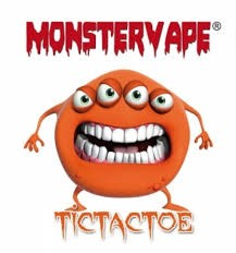 Monster Vape – Mix ´N Vape - TicTacToe