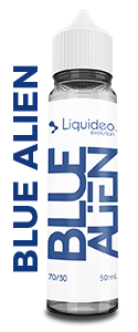 Liquideo – Evolution – Blue Alien