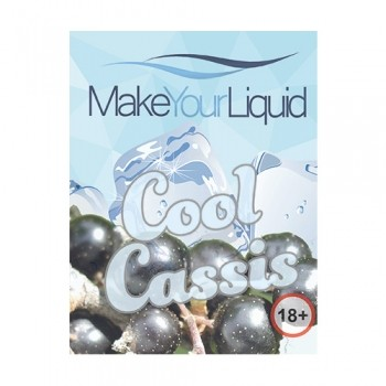 Make Your Liquid - Cool Cassis
